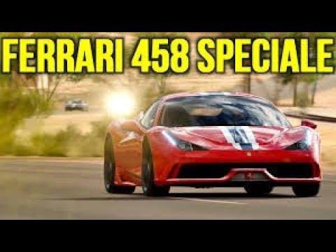 Forza Horizon 3 Ferrari 458 Speciale