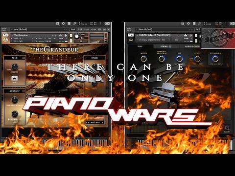 PIANO WARS | NI THE GRANDEUR vs. C. BECHSTEIN DIGITAL GRAND M/S [EP02]