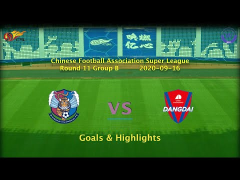 Qingdao Huanghai Chongqing Lifan Goals And Highlights