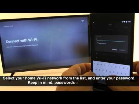 How to Set Up VIZIO SmartCast E Series 2016