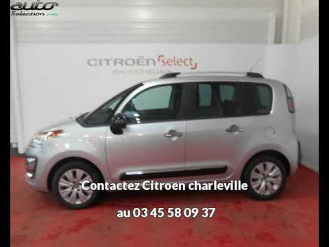 citroen c3 picasso occasion visible charleville mezieres pr sent e par citroen charleville. Black Bedroom Furniture Sets. Home Design Ideas