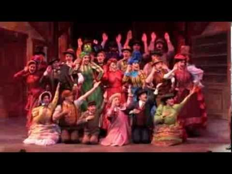 Music Theatre of Wichita's production of Disney's and Cameron Mackintosh's Mary Poppins