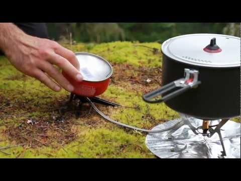 MSR Windpro II Stove Lightweight Compact Camping Stove