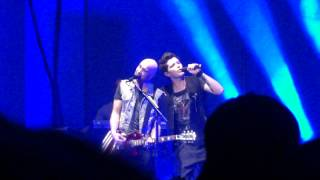 "The Script ""Good Ol' Days"" Live DAR Constitution Hall 11/7/2012"