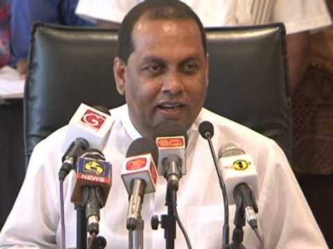 Minister of Fisheries, Hon. Mahinda Amaraweera assumed duties in the Ministry