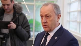 Радаев пообещал достроить новый аэропорт Саратова в декабре 2018 года