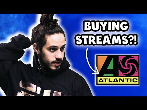 Russ EXPOSES Atlantic Records For BUYING STREAMS