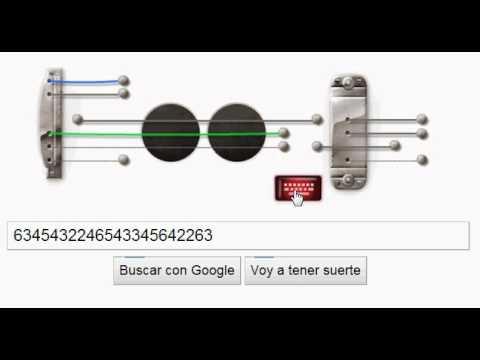 How To Play Tetris Theme Song On Google Doodle Les Paul