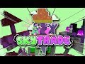 THE SKY VILLAGERS ADVENTURE!! SKY TRADE Minecraft SkyBlock Survival! (1)