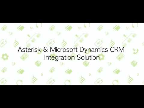 Asterisk & Elastix & Microsoft Dynamics CRM integration Overview