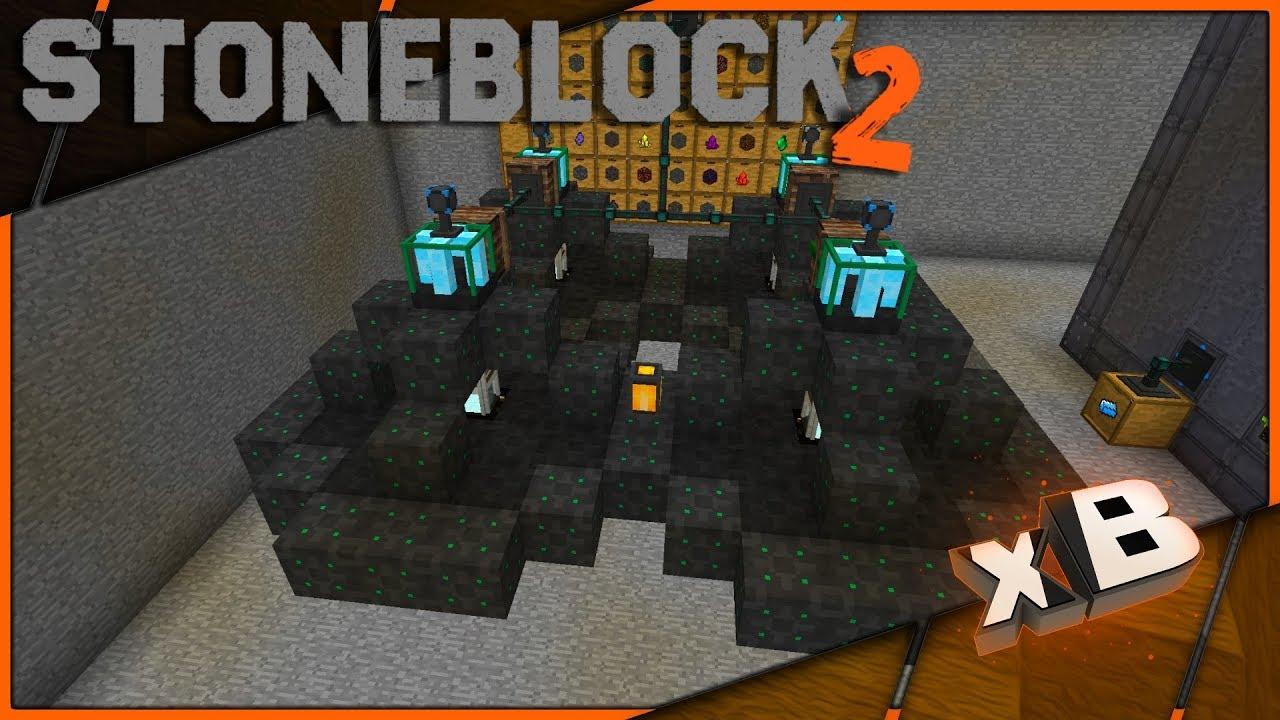 Mine The Void! :: Let's Play StoneBlock 2 :: E21