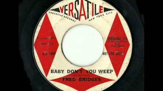 "Fred Bridges ""Baby Don"