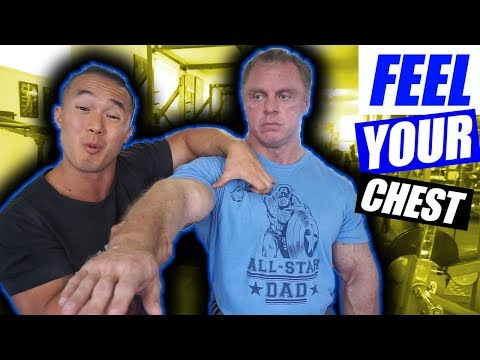 Can't Feel Your Chest When Lifting | How 2 Solve That Problem