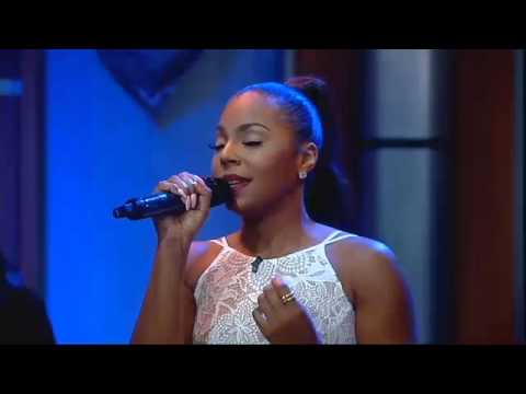 Ashanti Performs 'Mother' On Good Day NY For Mother's Day!