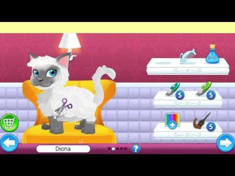 Sunnyville Fluffy Salon - Dog Game - Pet App - Kids Games