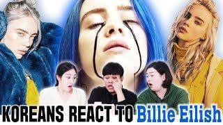 Koreans in their 30s React To Billie Eilish [ENG sub]