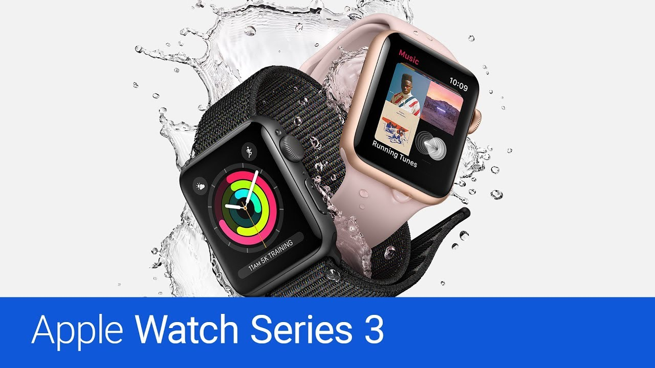 26610bfb8be Apple Watch Series 3 (recenze) - YouTube