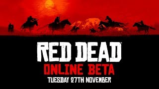 Red Dead Online Beta Dates announced! How to get in and what to expect
