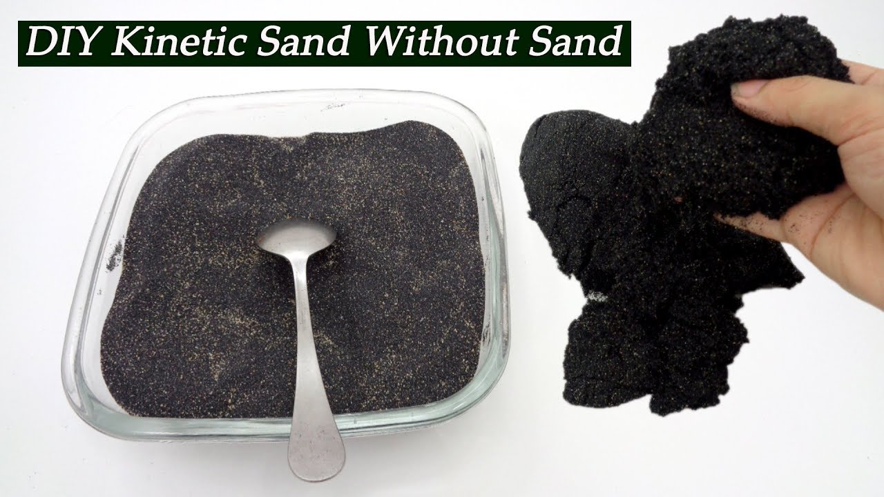 Diy kinetic sand without sand clear glue natri borat titan at diy kinetic sand without sand clear glue natri borat titan at home solutioingenieria Image collections