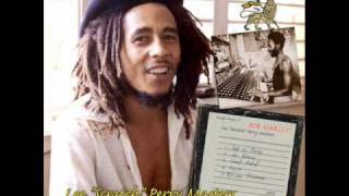 "Bob Marley - Sun is shining (Lee ""Scratch"" Perry masters)"