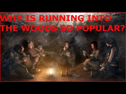 why-is-running-into-the-woods-during-shtf-/-wrol-so-popular?