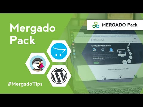Tutorial Mergado Pack