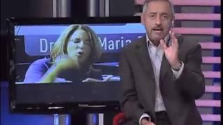 Ana Maria Polo apoya matrimonio Gay y Marijuana