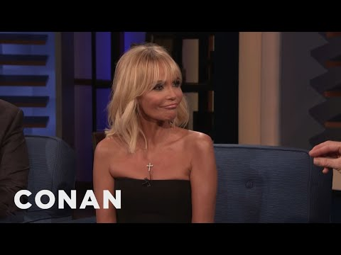 Kristin Chenoweth's Latest Adventures On Ambien - CONAN on TBS