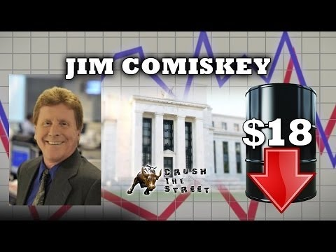 $18 Oil, Higher Gold & Silver, Worldwide Depression, Baltic Dry Record Lows   Jim Comiskey Interview