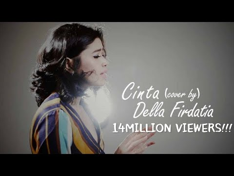 Krisdayanti feat Melly Goeslaw - Cinta (COVER) by Della Firdatia
