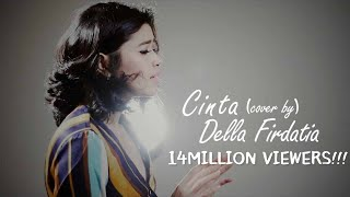 Download lagu Krisdayanti feat Melly Goeslaw - Cinta (COVER) by Della Firdatia