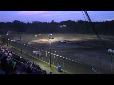 Butler Motor Speedway UMP Modified Heat #3 8/5/17
