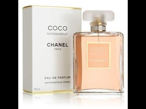 29b96b3e943 Melhores contratipos coco mademoiselle chanel - YouTube