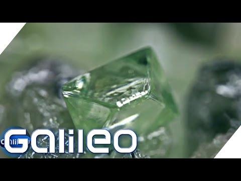 Die größte Diamantenmine
