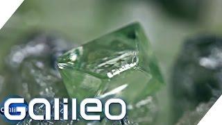 Die größte Diamantenmine der Welt | Galileo | ProSieben
