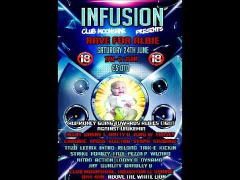 Infusion 24th June 2017 - Dj Alert Mc Tazo Mc Letrix