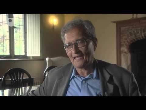 Amartya Sen on Welfare - The Amartya Sen Interviews (2/3)