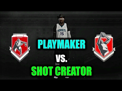 SHOT CREATOR VS. PLAYMAKER! Which is the TRUE PG!? 96 OVR COMPARISON! NBA 2K17 #FINALTAKE