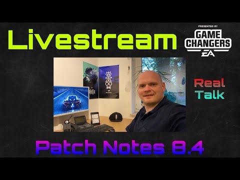 Real Talk With Jan Real / Patch Notes 8.4 Information