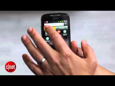 T-Mobile myTouch Q (Huawei) hands-on - First Look