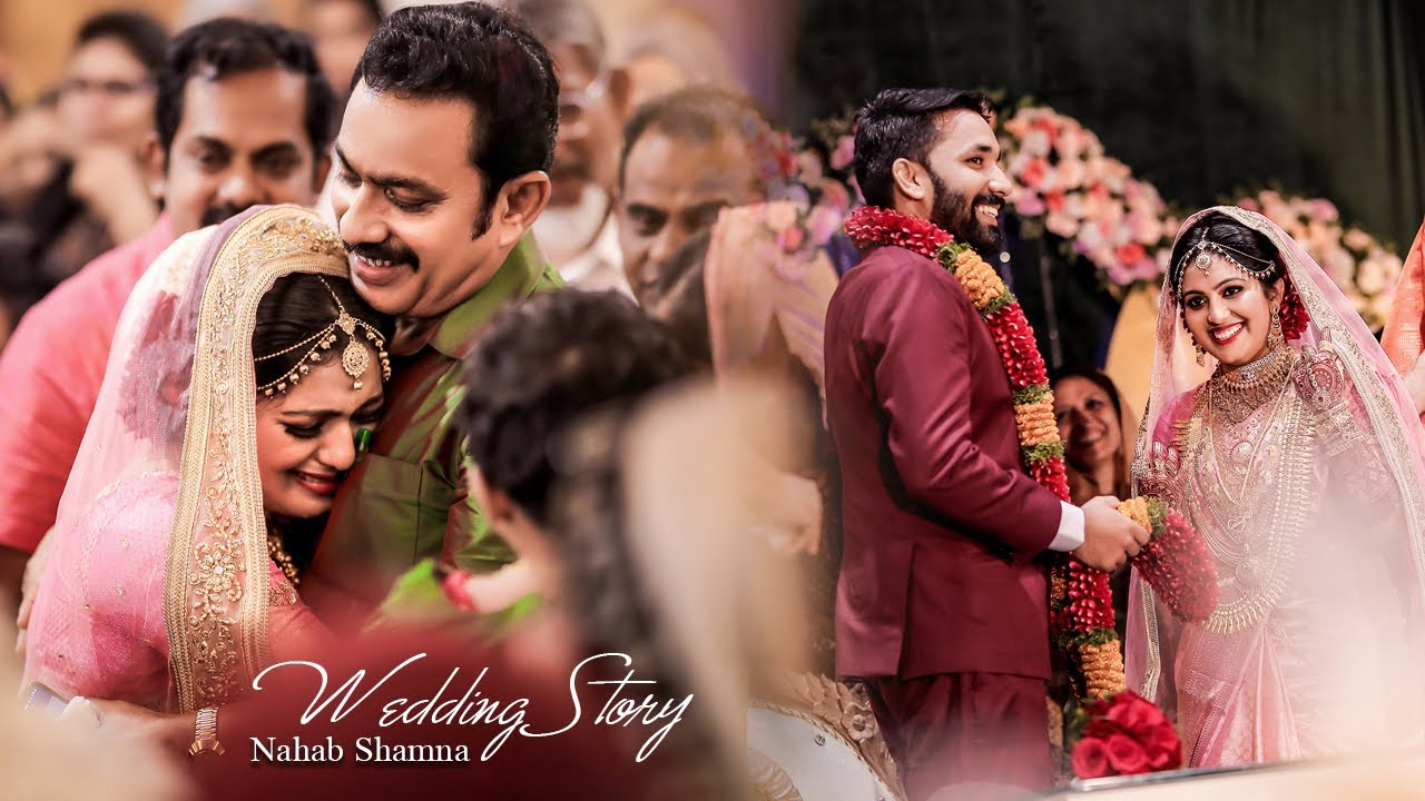 Kerala Best Muslim Wedding Highlights | Nahab&Shamna|2019-2020