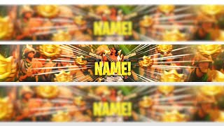 [FREE] FORTNITE YOUTUBE BANNER BANDOLETTE SKIN PSD DOWNLOAD LINK