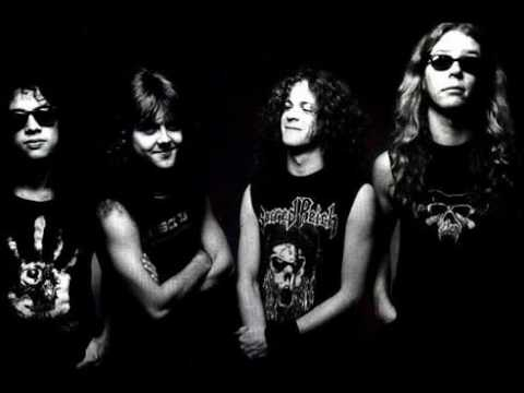 Metallica - Dyers Eve - Tuned Down To C (Instrumental Version)