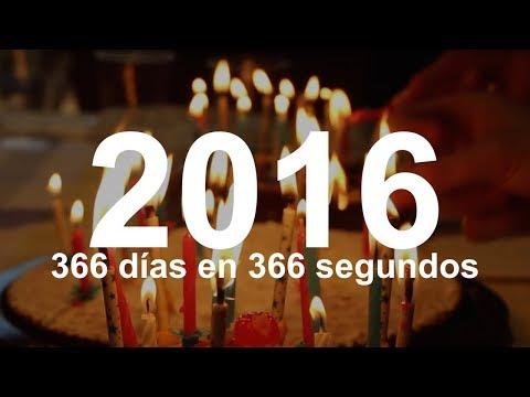 366 DÍAS EN 366 SEGUNDOS