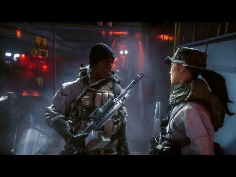 Battlefield 4 Singapore Intro & Garrison's Speech