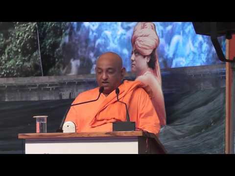 Speech by Swami Divyananda (18 June 2014)