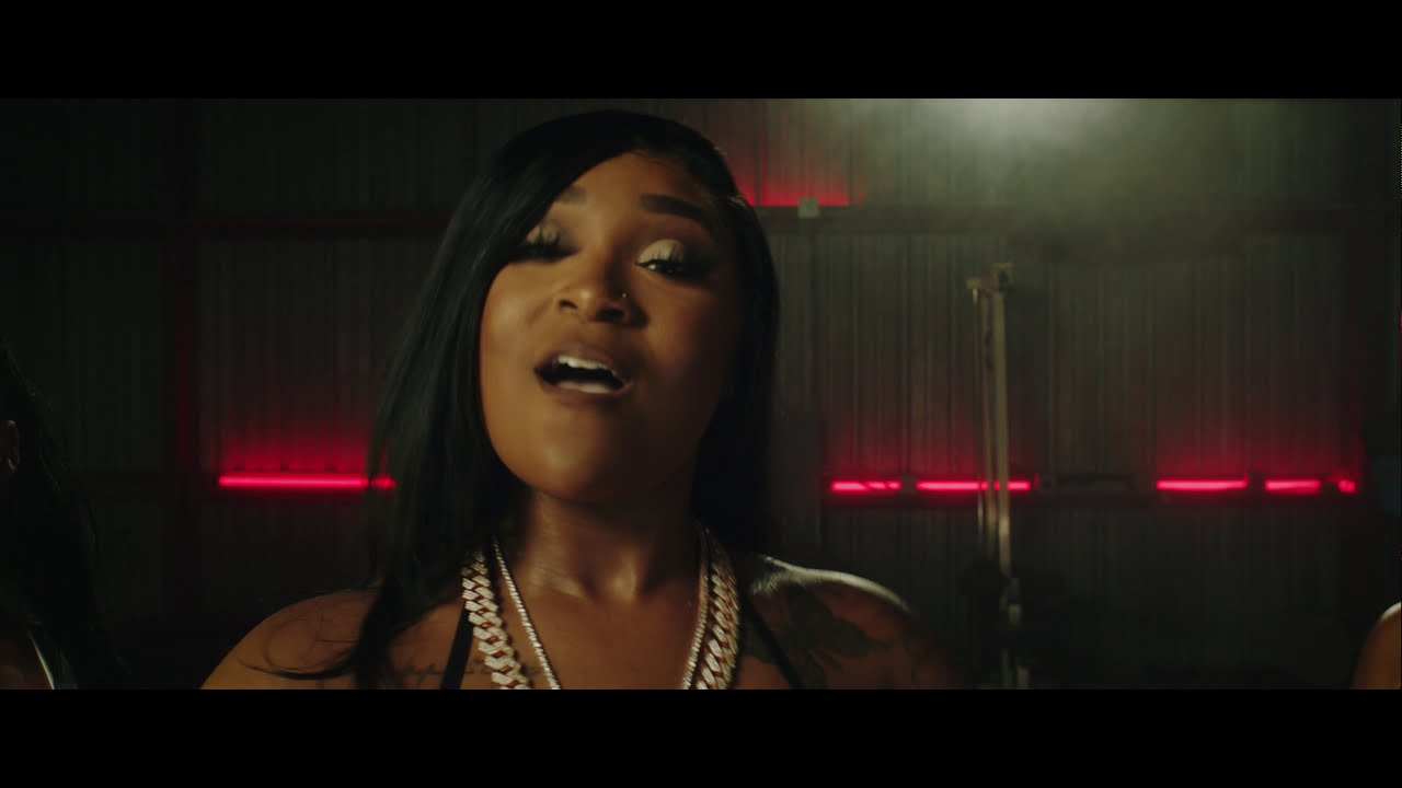 Erica Banks - Buss It [Official Music Video]