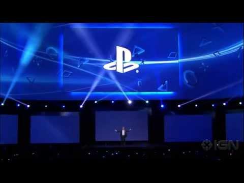 The Entire Sony Press Conference - E3 2013