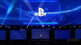 The Entire Sony Press Conference - E3 2013