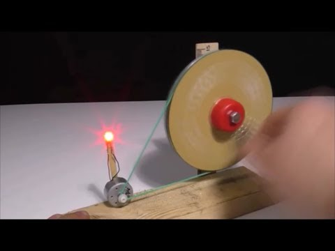 How to make free energy at home  mini project